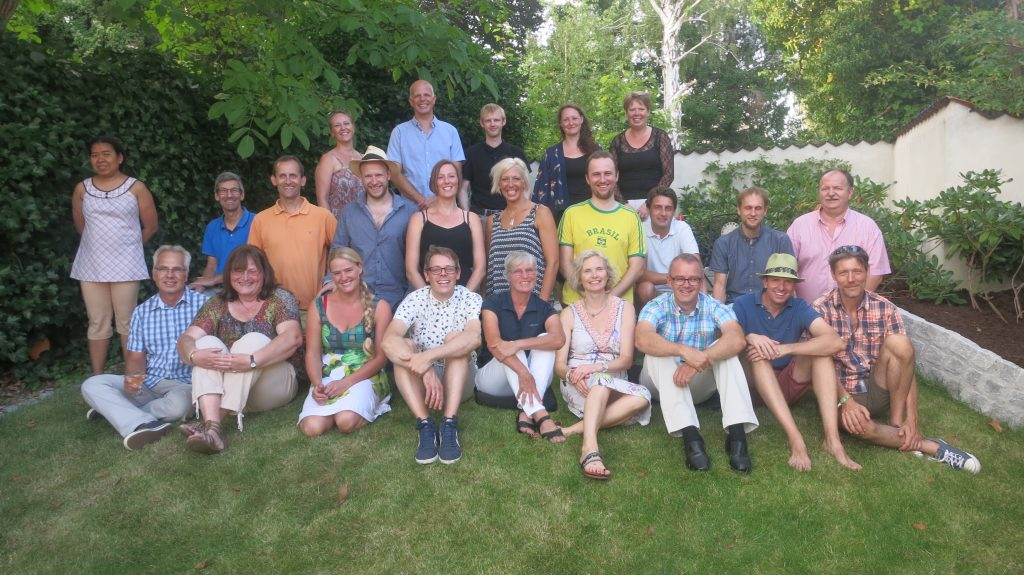 Our 25 year anniversary summer party