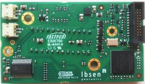 Digital Image Sensor Board (DISB) spectrometer electronics from Ibsen