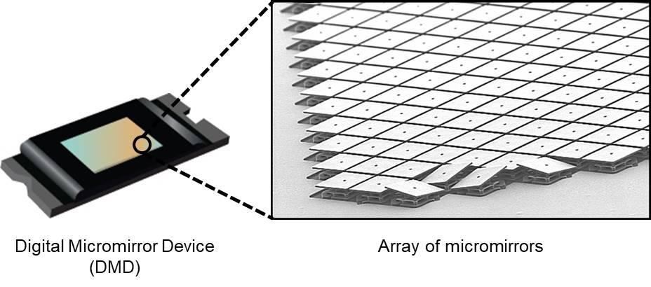 Digital Micromirror Device (DMD)