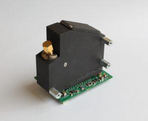 Handheld high resolution spectrometer with deep UV range; HR DUV with DISB electronics