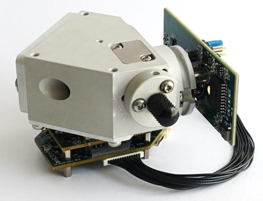 PEAK DMD based OEM spectrometer from Ibsen Photonics
